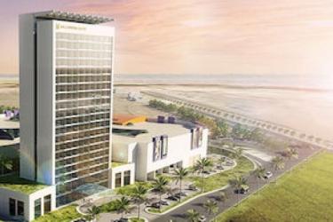 Hotel Royal M: Business Centre FUJAIRAH