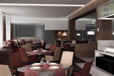 Hotel Royal M: Restaurant FUJAIRAH