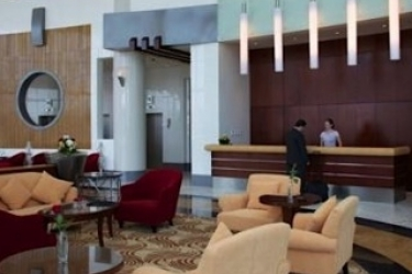 Concorde Hotel Fujairah By One To One: Hotelhalle FUJAIRAH