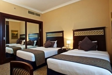 Concorde Hotel Fujairah By One To One: Schlafzimmer FUJAIRAH