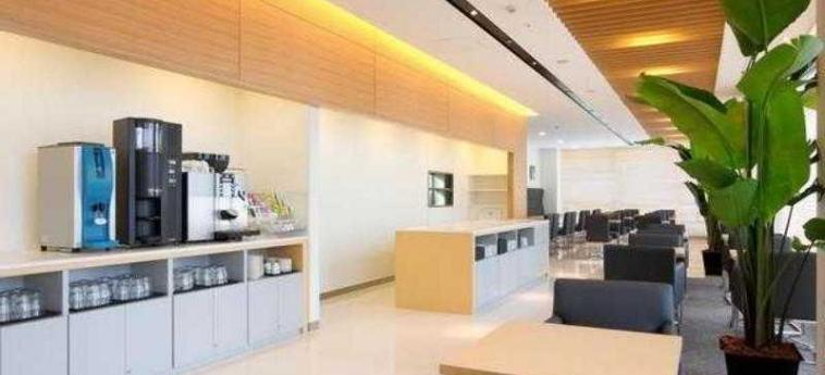 Hotel Hakata Tokyu Rei: Lobby FUKUOKA - FUKUOKA PREFECTURE