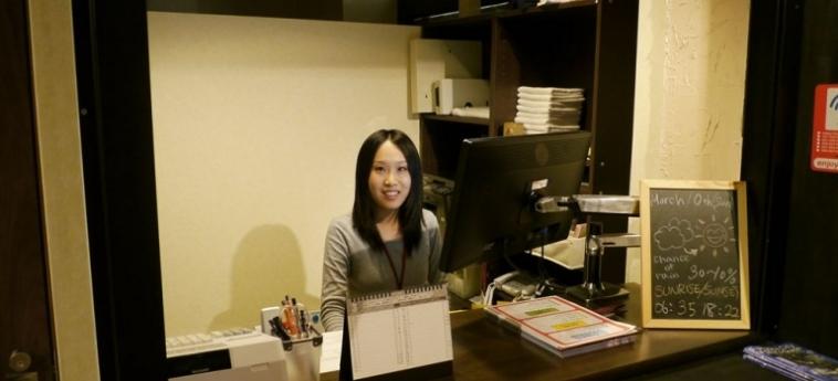 Fukuoka Hana Hostel: Bosque de Pinos FUKUOKA - FUKUOKA PREFECTURE