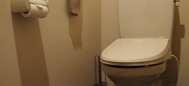 Fukuoka Hana Hostel: Cuarto de Baño FUKUOKA - FUKUOKA PREFECTURE