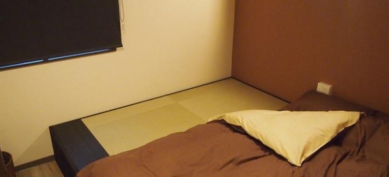 Fukuoka Hana Hostel: Dormitory 8 Pax FUKUOKA - FUKUOKA PREFECTURE