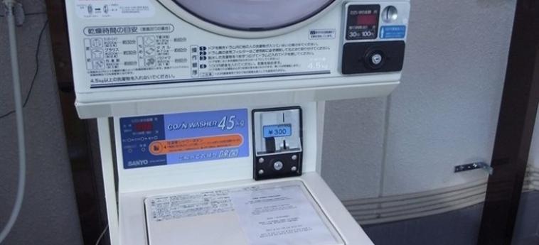 Fukuoka Hana Hostel: Recepción FUKUOKA - FUKUOKA PREFECTURE
