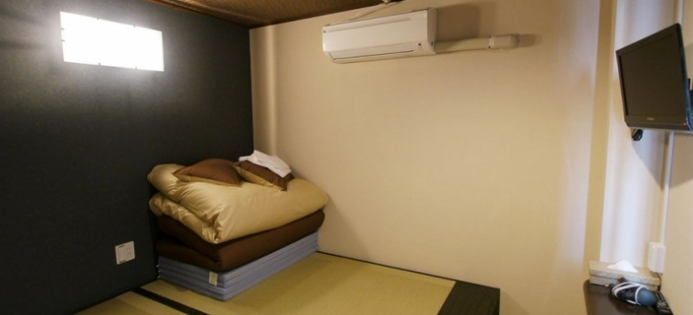 Fukuoka Hana Hostel: Villette FUKUOKA - FUKUOKA PREFECTURE