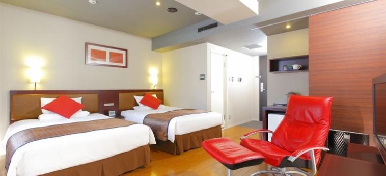 Hotel Mystays Fukuoka-Tenjin: Apartamento FUKUOKA - FUKUOKA PREFECTURE