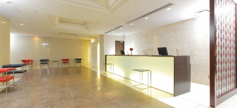 Hotel Mystays Fukuoka-Tenjin: Capilla FUKUOKA - FUKUOKA PREFECTURE