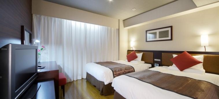 Hotel Mystays Fukuoka-Tenjin: Centro de Bienestar FUKUOKA - FUKUOKA PREFECTURE