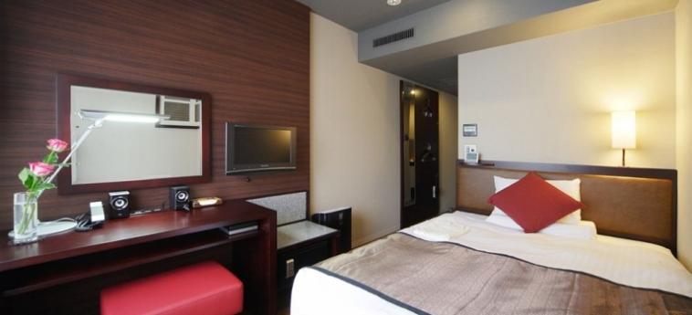 Hotel Mystays Fukuoka-Tenjin: Entrada FUKUOKA - FUKUOKA PREFECTURE