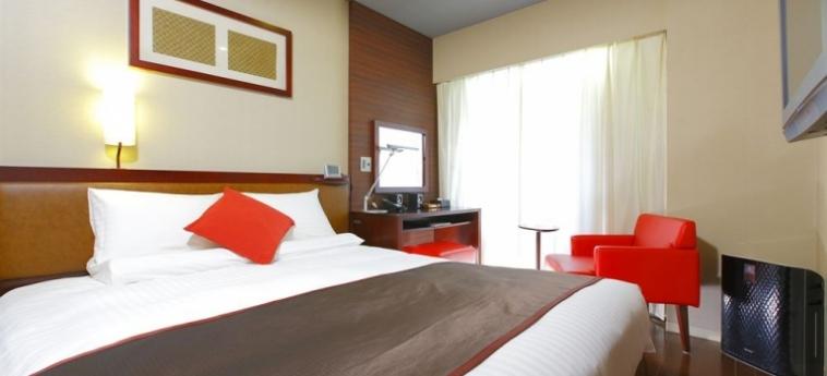 Hotel Mystays Fukuoka-Tenjin: Estaciòn de Esqì FUKUOKA - FUKUOKA PREFECTURE