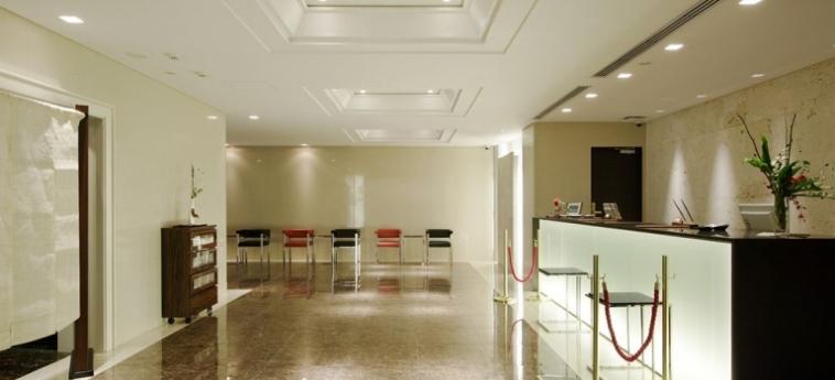 Hotel Mystays Fukuoka-Tenjin: Lobby FUKUOKA - FUKUOKA PREFECTURE