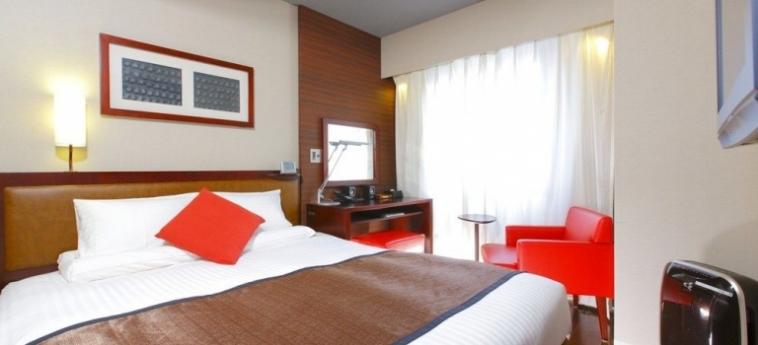 Hotel Mystays Fukuoka-Tenjin: Room - Club Single FUKUOKA - FUKUOKA PREFECTURE