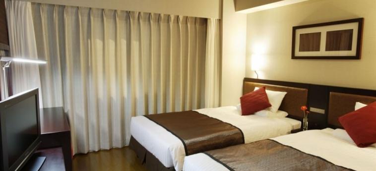 Hotel Mystays Fukuoka-Tenjin: Suite FUKUOKA - FUKUOKA PREFECTURE