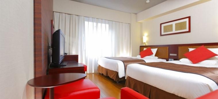 Hotel Mystays Fukuoka-Tenjin: Bathroom - Suite FUKUOKA - FUKUOKA PREFECTURE