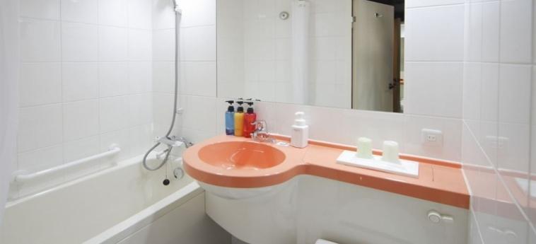 Hotel Mystays Fukuoka-Tenjin: Bathroom FUKUOKA - FUKUOKA PREFECTURE