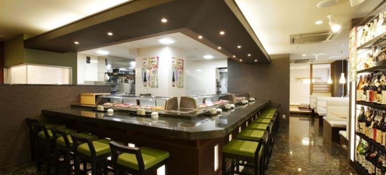 Hotel Mystays Fukuoka-Tenjin: Restaurant FUKUOKA - FUKUOKA PREFECTURE