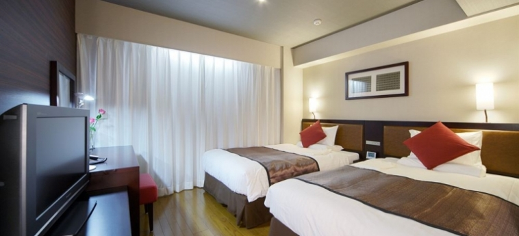Hotel Mystays Fukuoka-Tenjin: Wellness Center FUKUOKA - FUKUOKA PREFECTURE