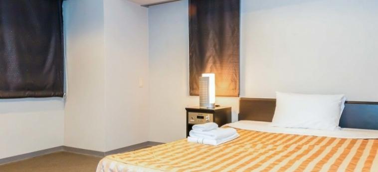 Nissei Hotel Fukuoka: Apartamento de dos piezas FUKUOKA - FUKUOKA PREFECTURE
