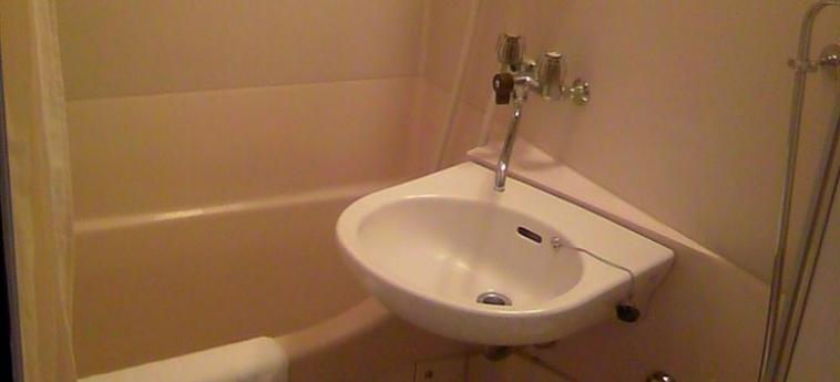 Nissei Hotel Fukuoka: Cuarto de Baño FUKUOKA - FUKUOKA PREFECTURE