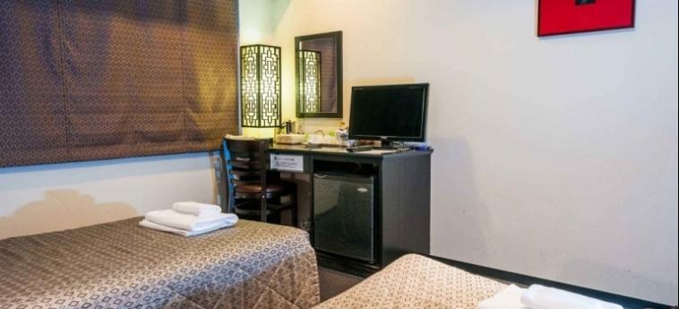 Nissei Hotel Fukuoka: Dormitory 4 Pax FUKUOKA - FUKUOKA PREFECTURE