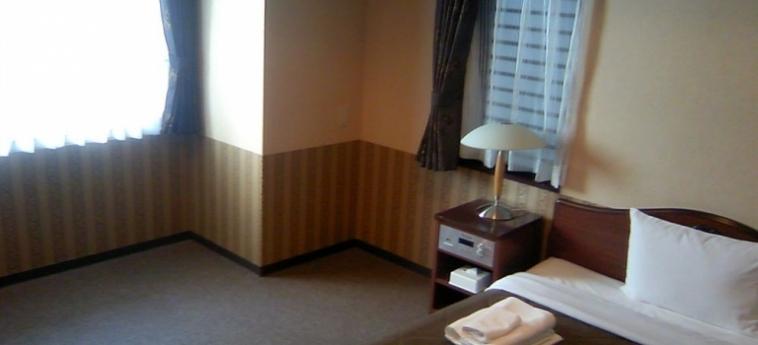 Nissei Hotel Fukuoka: Solarium FUKUOKA - FUKUOKA PREFECTURE