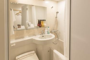 Hotel  Wbf Fukuoka Tenjin Minami: Badezimmer FUKUOKA - FUKUOKA PREFECTURE