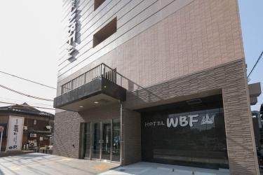 Hotel  Wbf Fukuoka Tenjin Minami: Hotel Davor-Abend/Nacht FUKUOKA - FUKUOKA PREFECTURE