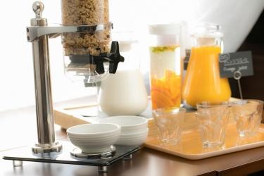 Hotel  Wbf Fukuoka Tenjin Minami: Frühstücksbereich FUKUOKA - FUKUOKA PREFECTURE