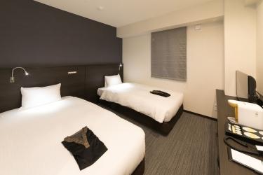 Hotel  Wbf Fukuoka Tenjin Minami: Gastzimmer Blick FUKUOKA - FUKUOKA PREFECTURE