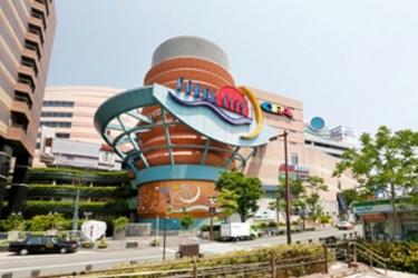Hotel  Wbf Fukuoka Tenjin Minami: Lageplan FUKUOKA - FUKUOKA PREFECTURE