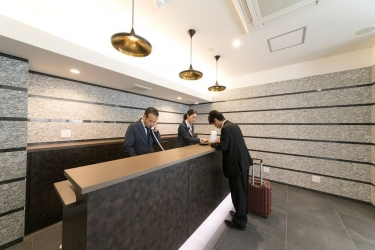 Hotel  Wbf Fukuoka Tenjin Minami: Reception FUKUOKA - FUKUOKA PREFECTURE