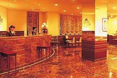 Hotel Ascent: Lobby FUKUOKA - FUKUOKA PREFECTURE