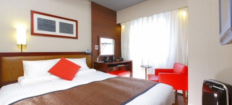 Hotel Mystays Fukuoka-Tenjin: Camera Singola Club FUKUOKA - PREFETTURA DI FUKUOKA