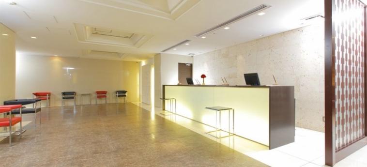 Hotel Mystays Fukuoka-Tenjin: Cappella FUKUOKA - PREFETTURA DI FUKUOKA