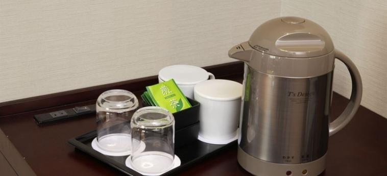 Hotel Mystays Fukuoka-Tenjin: Ristorante Esterno FUKUOKA - PREFETTURA DI FUKUOKA