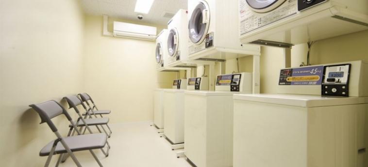 Hotel Mystays Fukuoka-Tenjin: Sauna FUKUOKA - PREFETTURA DI FUKUOKA