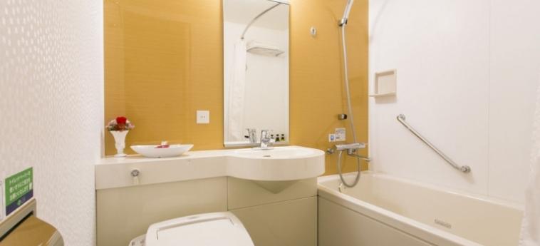 Hotel Resol Trinity Hakata: Bagno FUKUOKA - PREFETTURA DI FUKUOKA