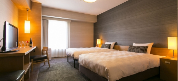 Hotel Resol Trinity Hakata: Camera Tripla FUKUOKA - PREFETTURA DI FUKUOKA