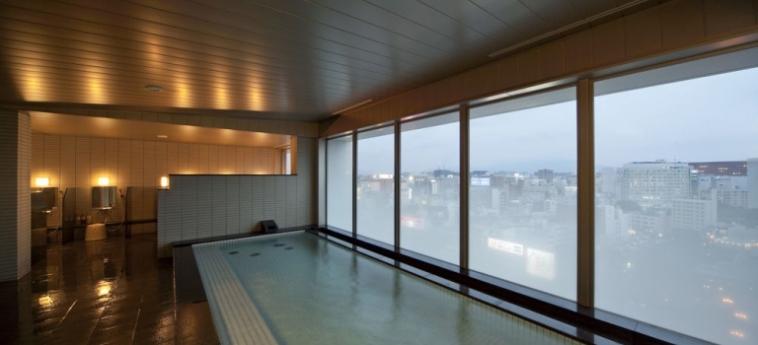 Hotel Resol Trinity Hakata: Vista sullo skyline FUKUOKA - PREFETTURA DI FUKUOKA