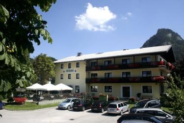 Hotel Stefanihof: Außen FUSCHL AM SEE