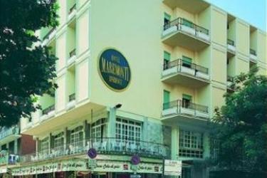 Hotel Maremonti: Exterieur GABICCE MARE - PESARO URBINO