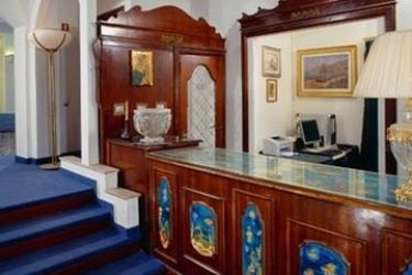 Hotel Maremonti: Empfang GABICCE MARE - PESARO URBINO