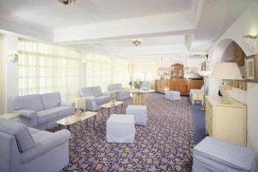 Hotel Maremonti: Hotelhalle GABICCE MARE - PESARO URBINO