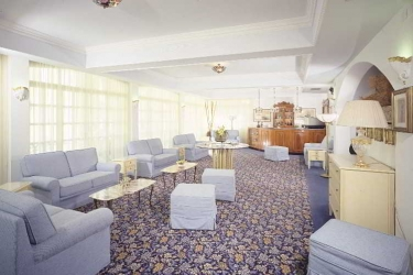 Hotel Maremonti: Lobby GABICCE MARE - PESARO URBINO