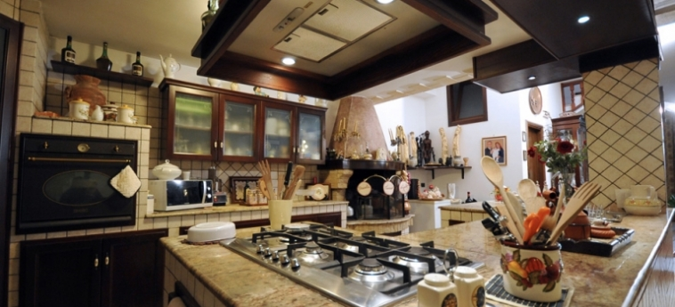 Vanny Bed And Breakfast: Cucina GALLIPOLI - LECCE