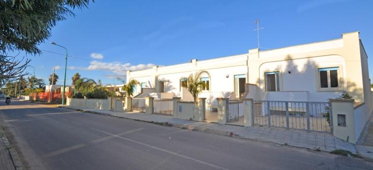 Hotel Residence Mare Blu: Esterno GALLIPOLI - LECCE