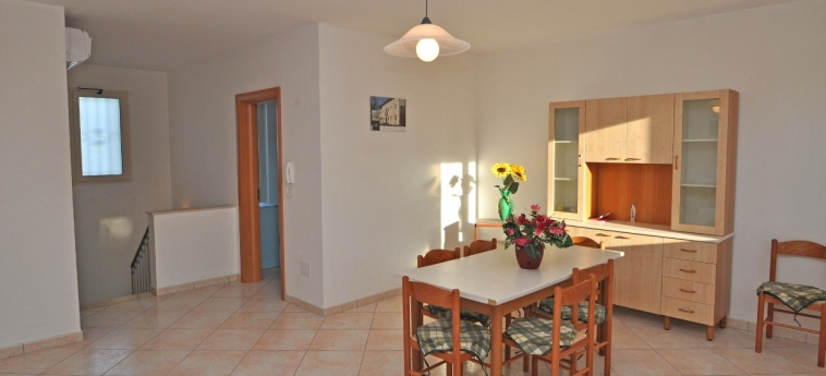 Hotel Residence Mare Blu: Interno GALLIPOLI - LECCE
