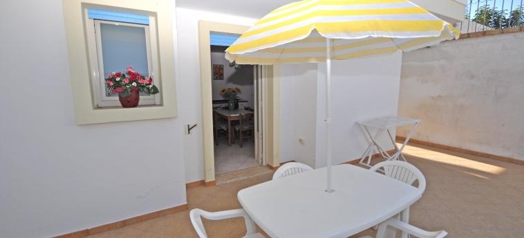 Hotel Residence Mare Blu: Patio GALLIPOLI - LECCE