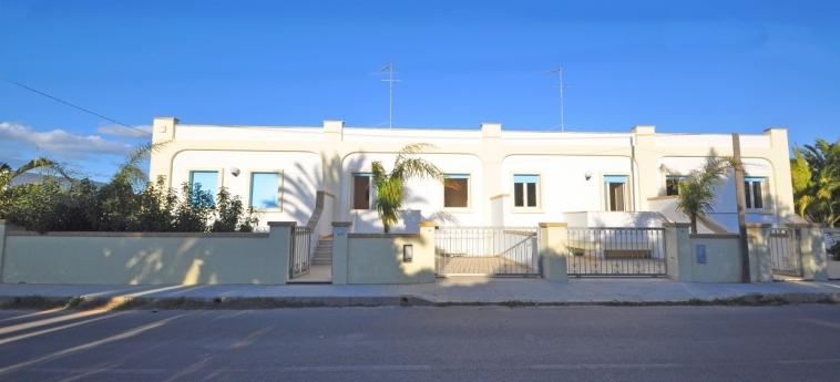 Hotel Residence Mare Blu: Außen GALLIPOLI - LECCE